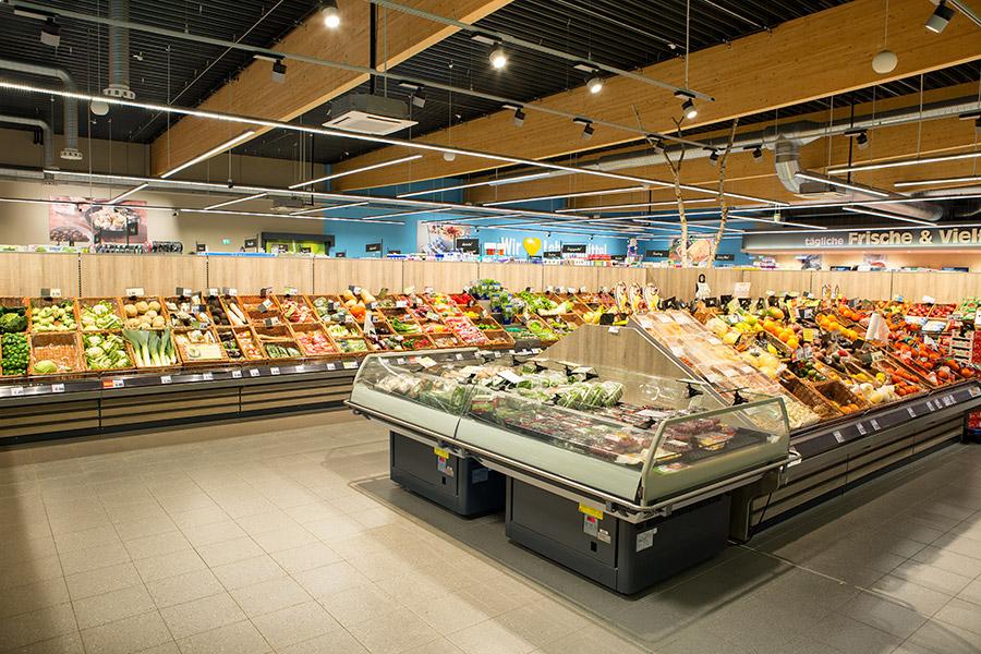 Obst und Gemüse im EDEKA in Etzenricht